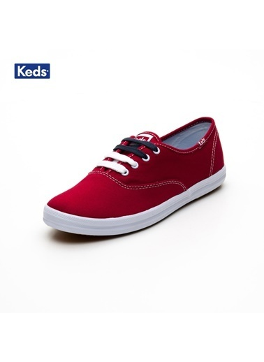 Keds Ayakkabı Kırmızı